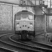 Newcastle light loco 1