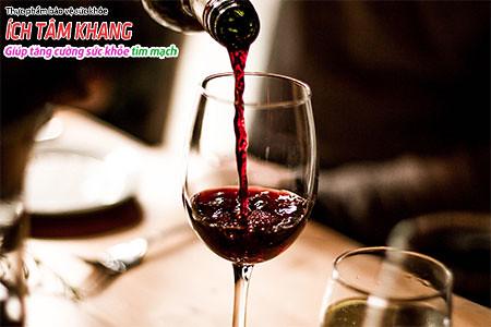 Người bệnh sau nhồi máu cơ tim tuyệt đối không được uống rượu