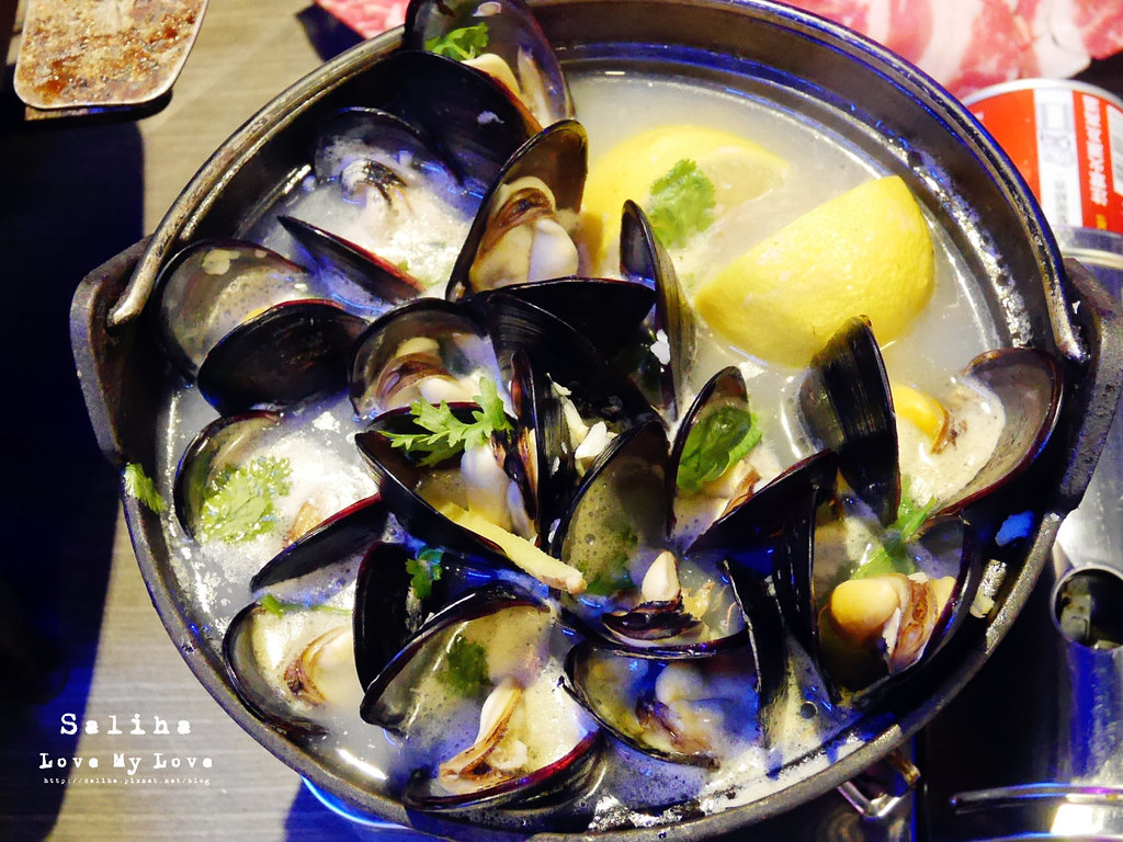 新北中和必吃海鮮餐廳美食火鍋大推水貨炭火烤魚中和店 (7)