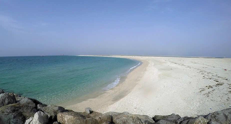 Naar het strand in Faro, Portugal: Ilha Deserta | Mooistestedentrips.nl
