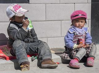 Tibetan siblings