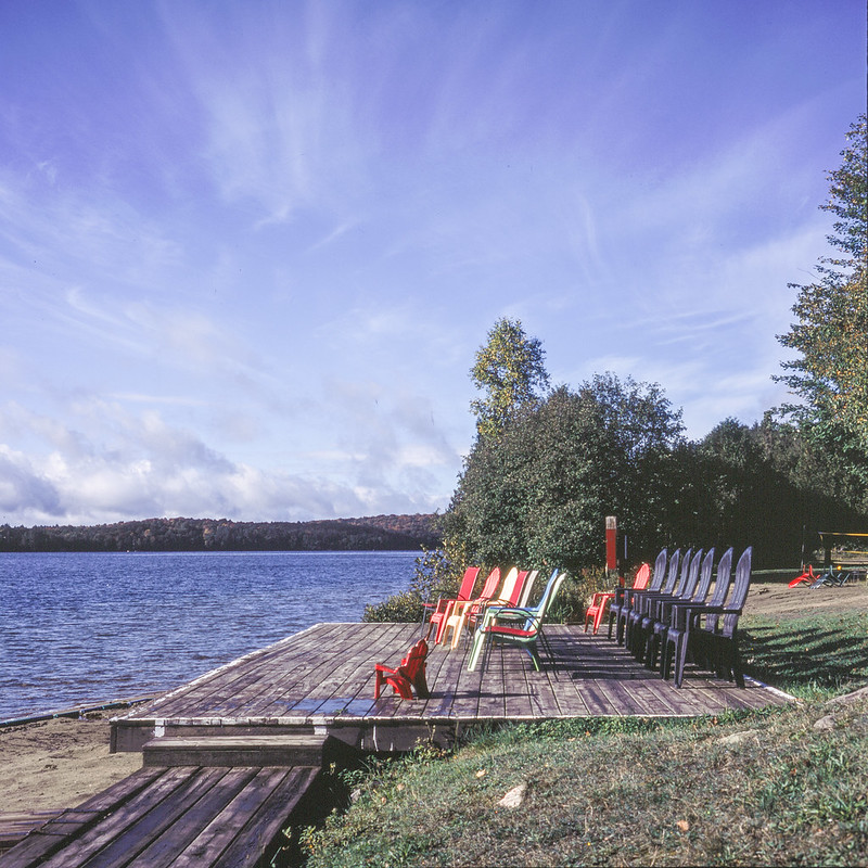 Plenty of Seating by Bella Lake