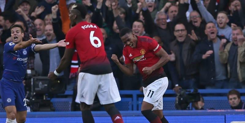 Anthony Martial Pastikan Tidak Ada Masalah Dengan Mourinho