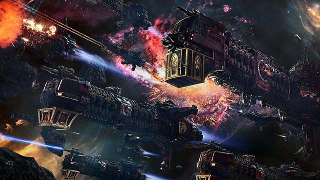 Battlefleet Gothic Armada 2  - 戦争の準備ができています