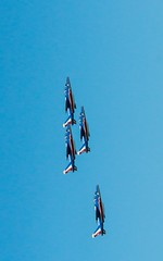 20150829_Chateauroux_Patrouille_de_France_LR5-2 - Photo of Vineuil