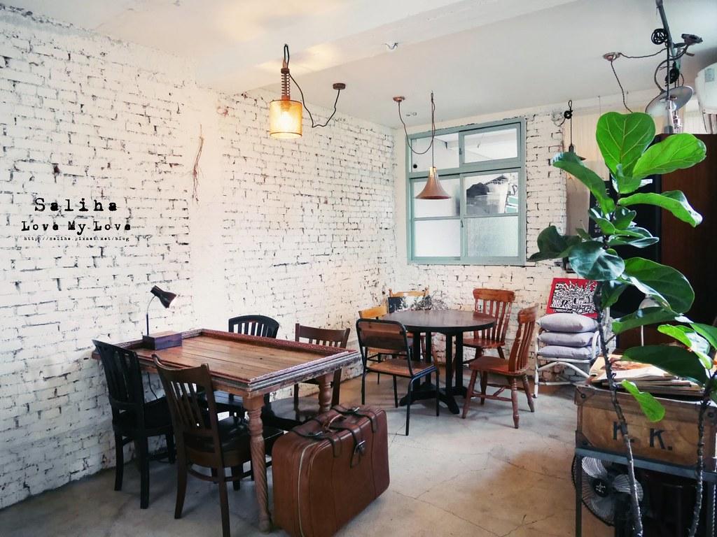 台北大安森林公園站附近韓風咖啡館2J CAFE (2)