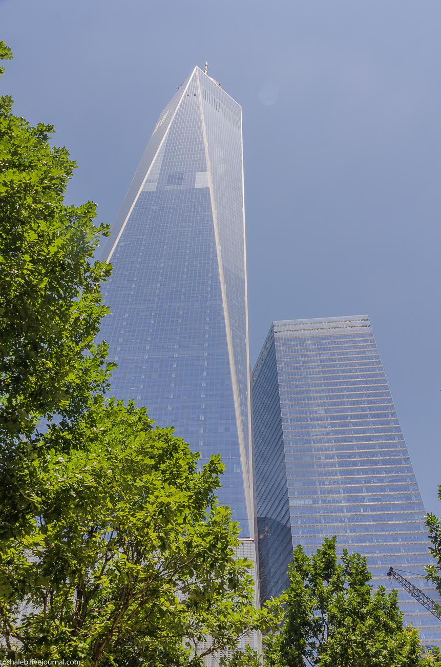 Нью-Йорк_парк 11 сентября-13