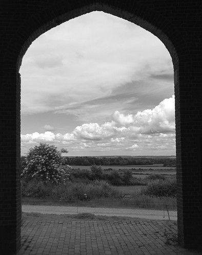 Sissinghurst Castle and Garden - Where Every Cloud Has a Silver Lining!