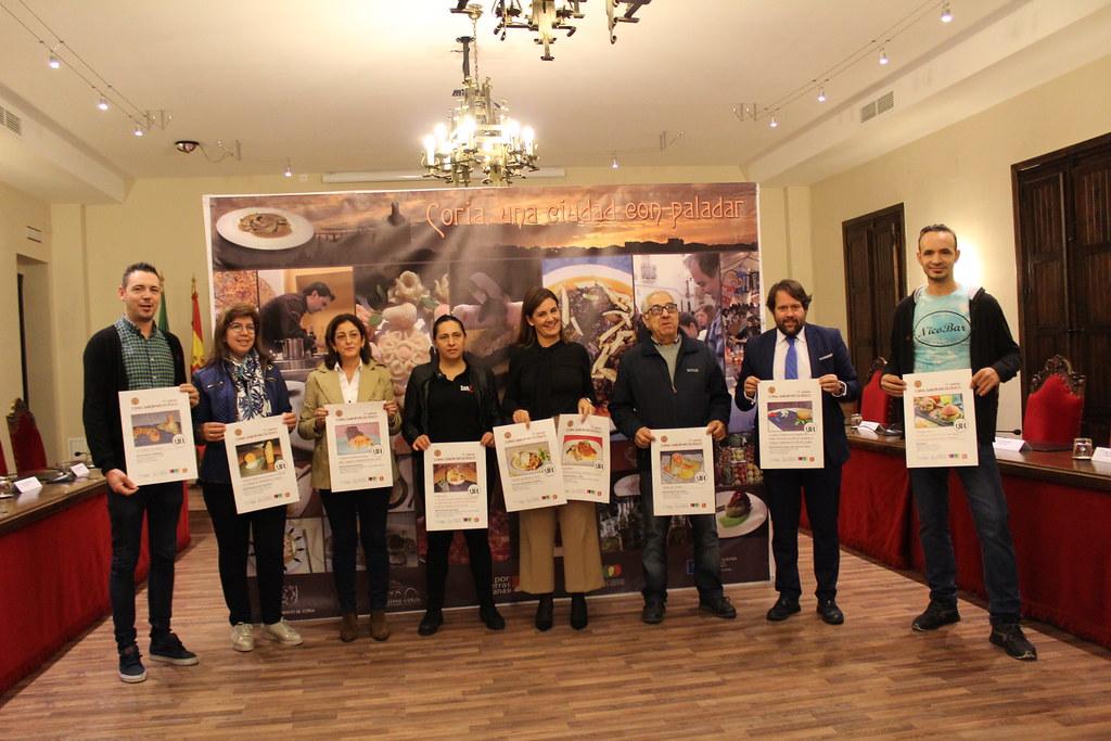 La XI edición de Coria, Sabor Micológico se celebrará del 19 al 25 de noviembre de 2018