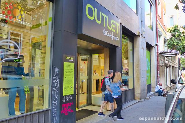 comprar online eea6f 75470 outlets em Madri | passaporte MADRI
