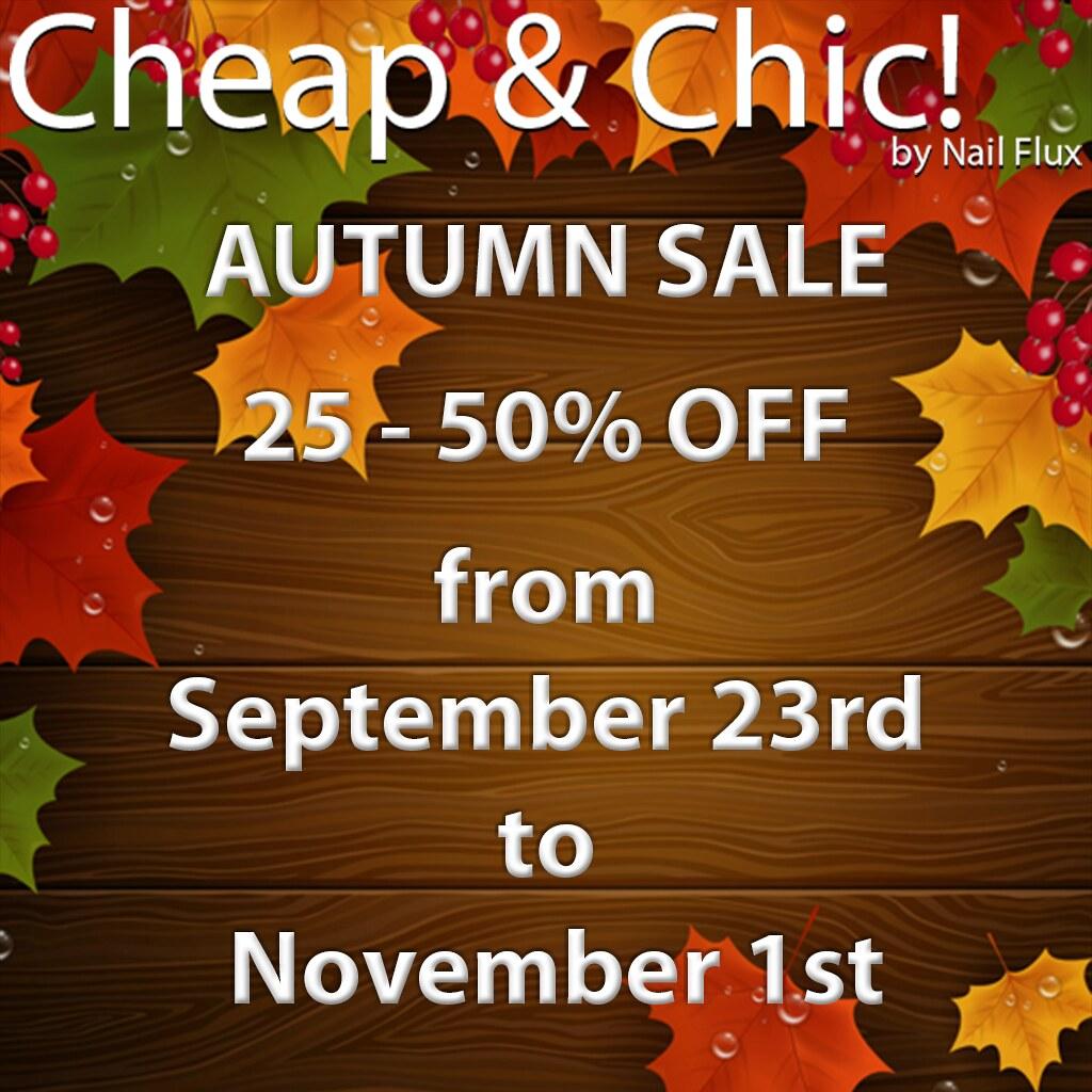 Autumn Sale!! - TeleportHub.com Live!
