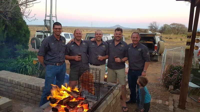 Loeriesfontein kuier