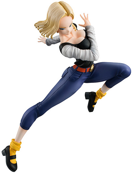 (Updated) Dragon Ball Gals Android 18th Ver. IV Info Unveiled!