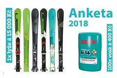 Anketa SNOW: známe vítěze lyží Elan!