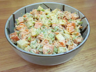 Picnic Sweet Potato Salad