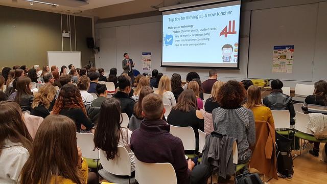 ALL Trainee Teacher Event 2018