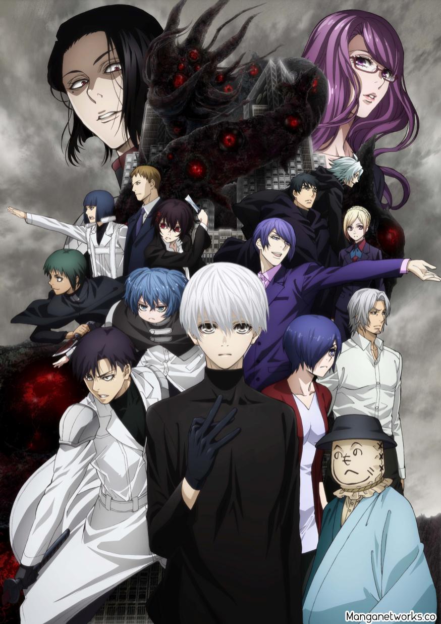 30320342447 08a75047e1 o Anime Tokyo Ghoul:re season 2 chỉ có 12 tập   Liệu sẽ là một cái kết đầy đủ?