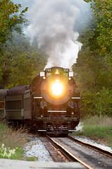 Nickel Plate Steam Engine 765