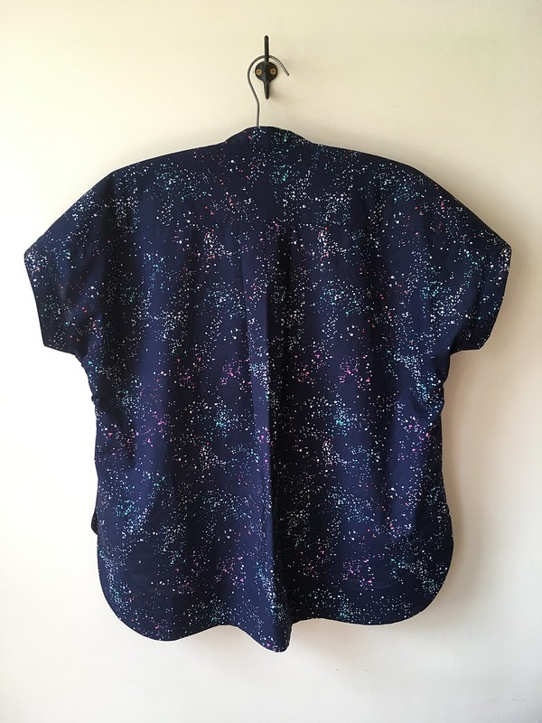 Cropped Kalle Shirt