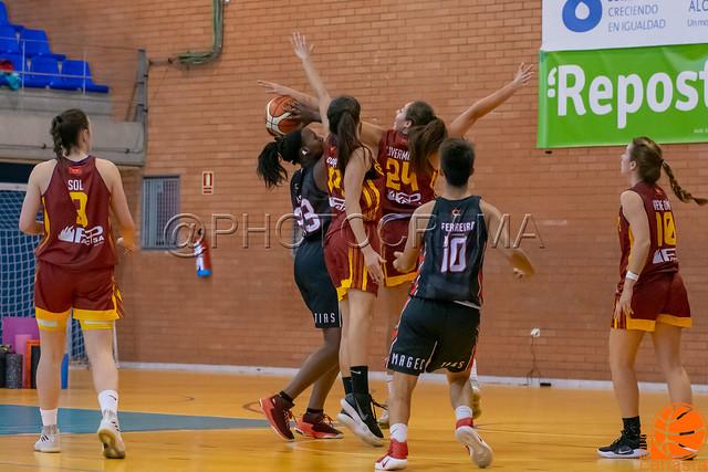 fotos Alcobendas Magectias Liga Femenina 2