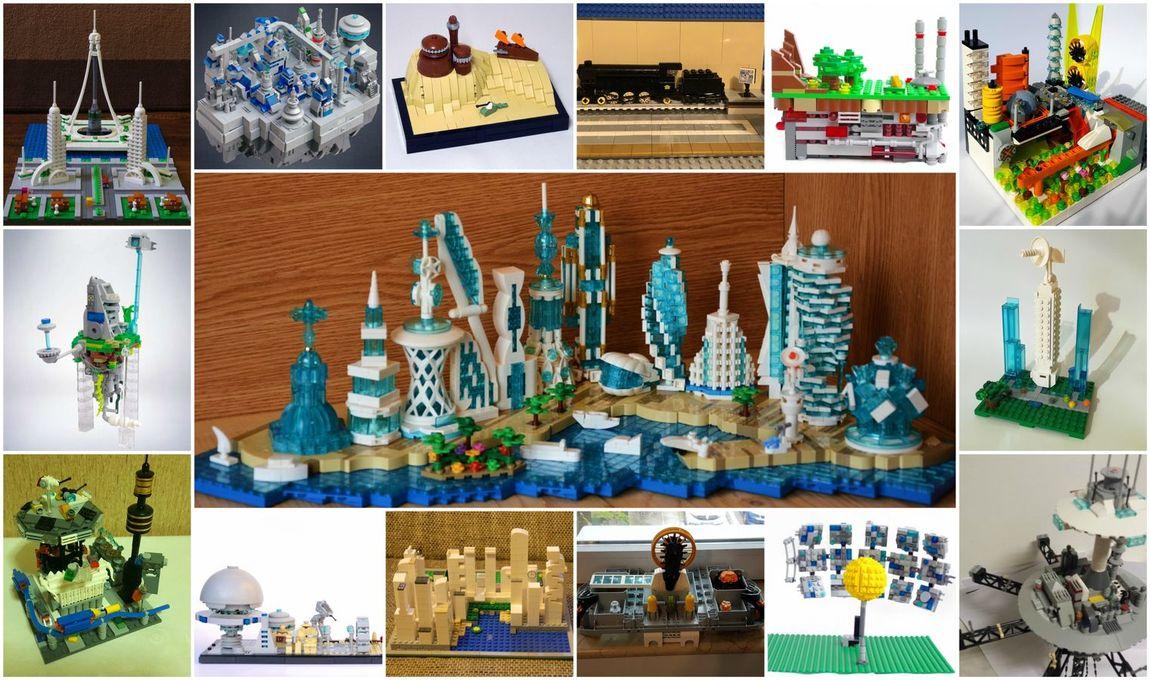 Concurs Microscale Future City – Clasament creatii