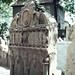 Prague, cimetière juif : pierre tombale