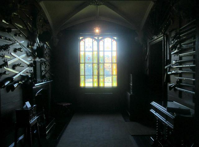 Abbotsford  Armoury , Sir Walter Scott,