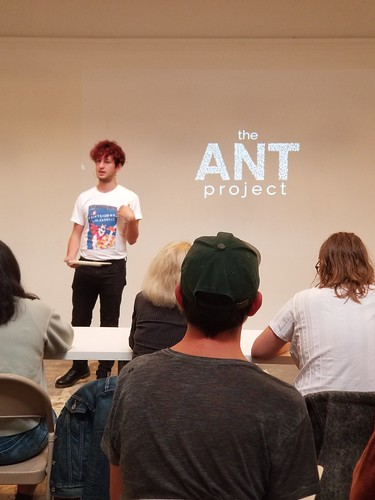 RU Workshop: The ANT Project