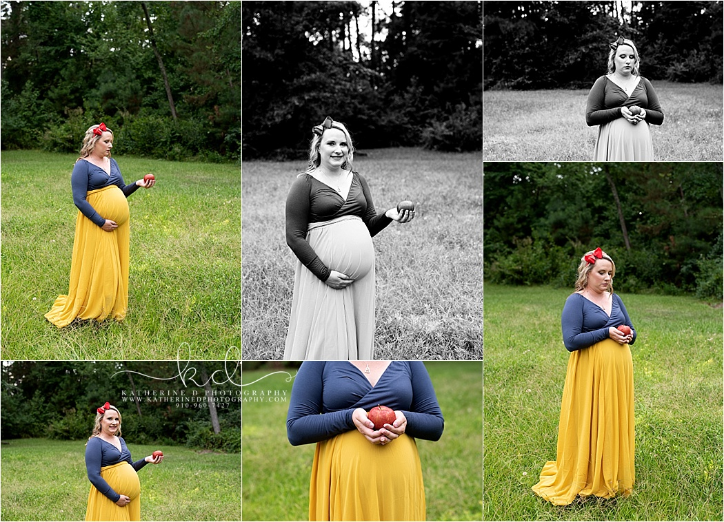 Fayetteville NC Maternity Photography