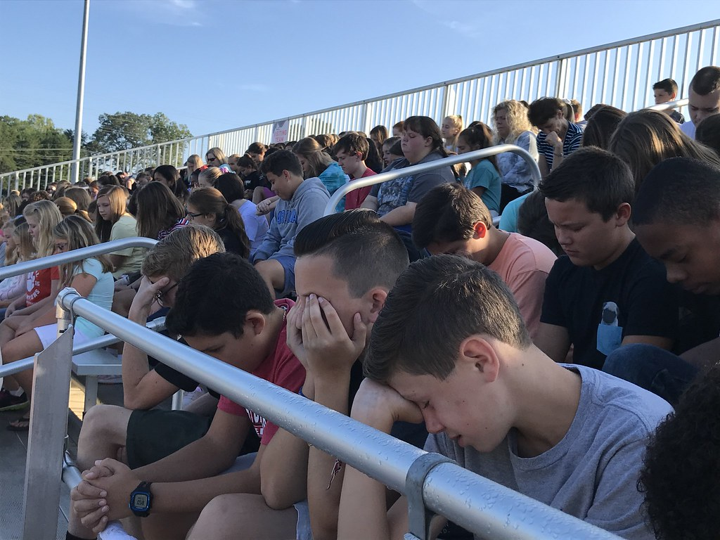 See You at the Pole 9.26.18