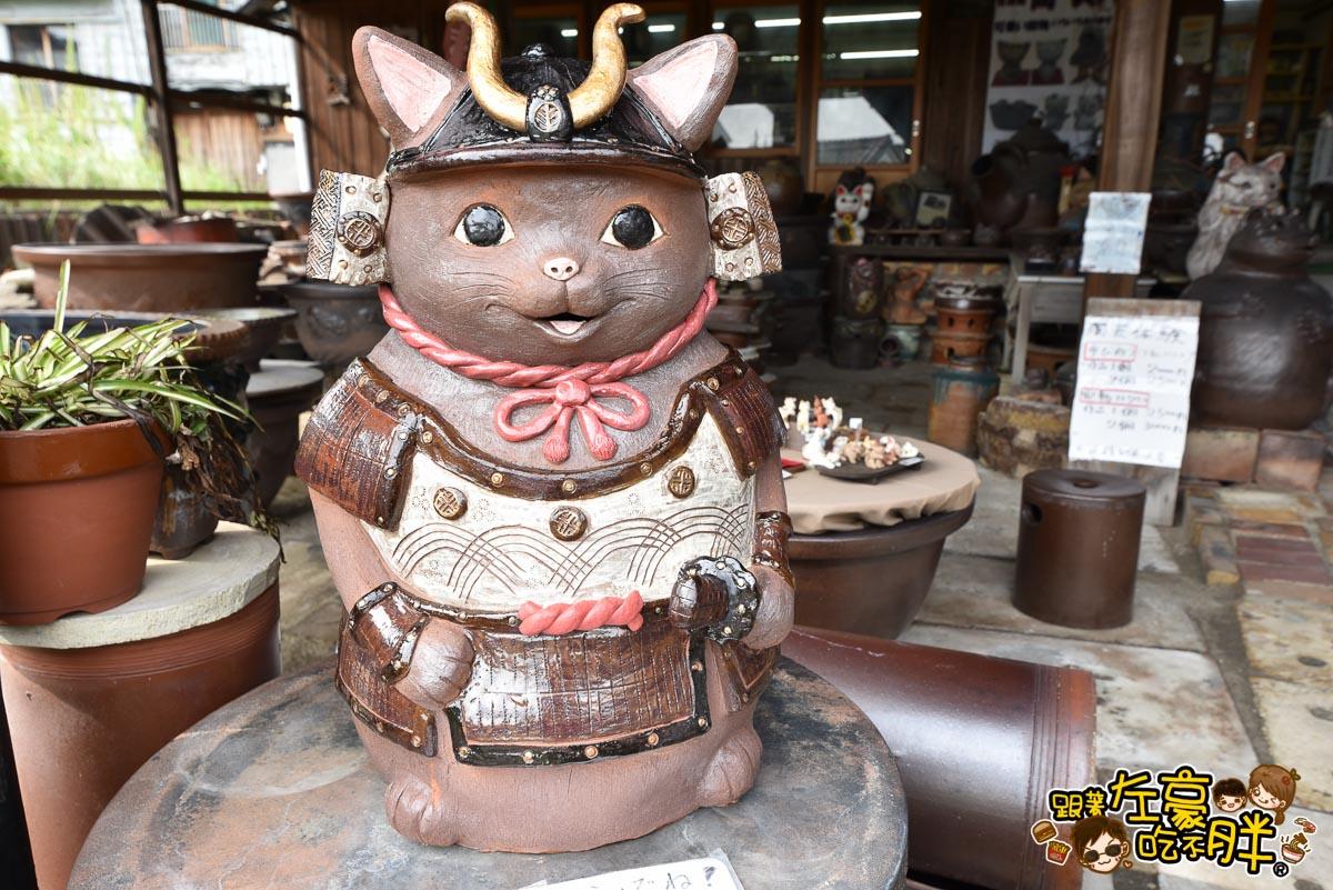 招財貓的故鄉 日本常滑市-79
