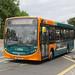 Cardiff Bus 545 CN17 EYR