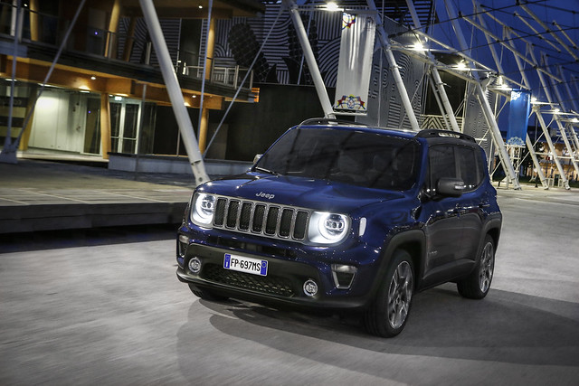 Comprar Jeep Renegade