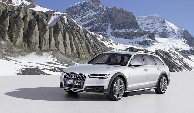 Comprar Audi A6 Allroad Quattro