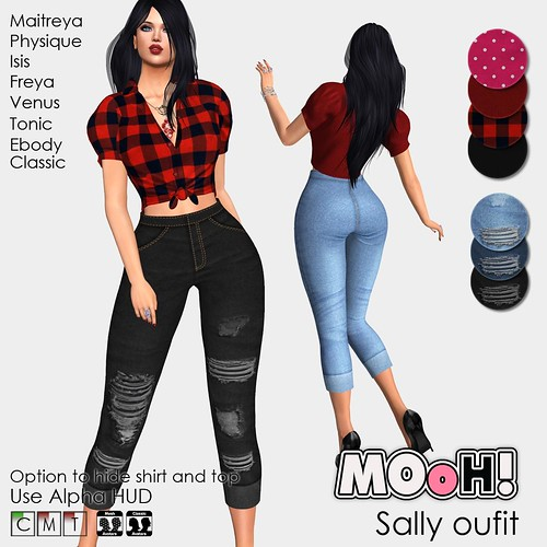 Sally outfit