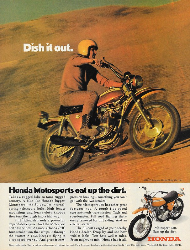 Honda SL350