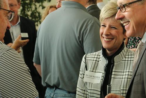 2018 Dr. Lori Sundberg Welcome Reception