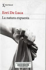 Erri De Luca, La natura expuesta