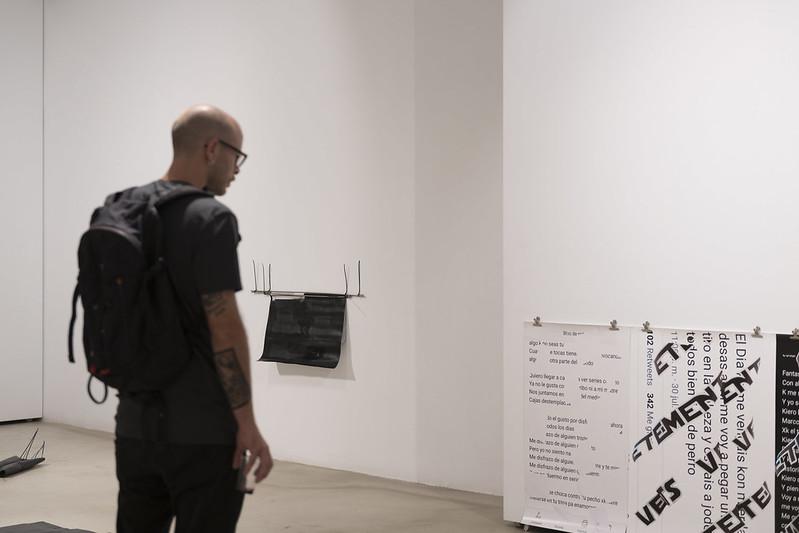 «Entre cantar y hablar» Exposición de María Benito Píriz