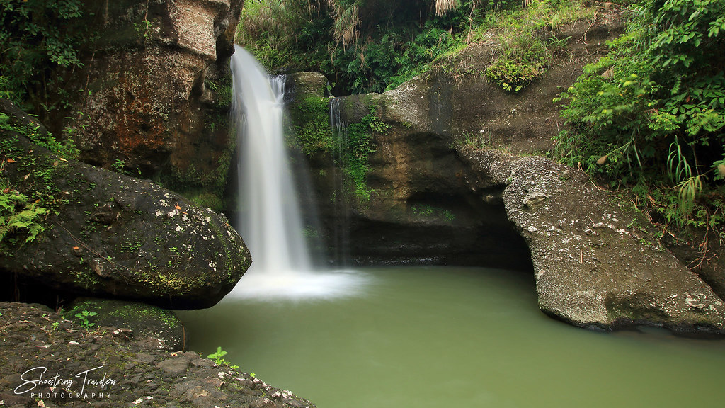 Tulay na Bato Falls in Siniloan, Laguna
