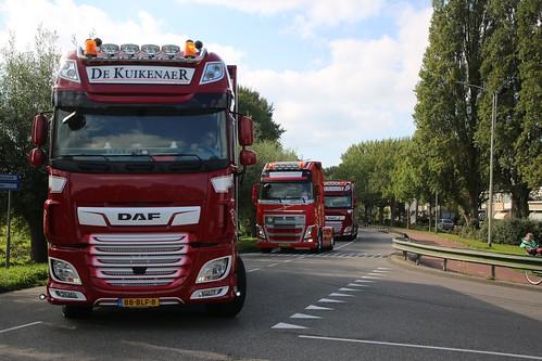 ENKHUIZEN - Truckrun Westrfiesland