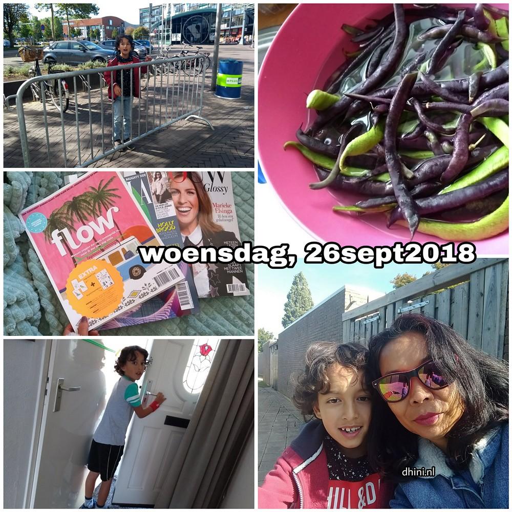 26 sept 2018 Snapshot