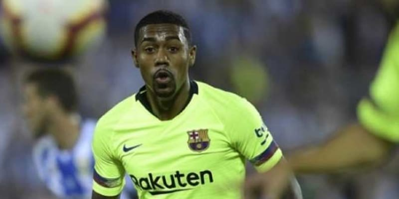 Malcom Absen Saat Barcelona akan Menghadapi Tottenham Hotspur