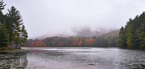 foliage pond fall autumn autumninnewengland newengland cranberrypond landscape landscapephotography