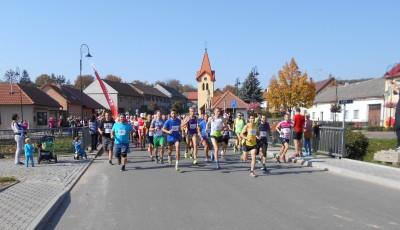 Dvořák a Kročová zvládli náročný trail Hradčanech nejrychleji