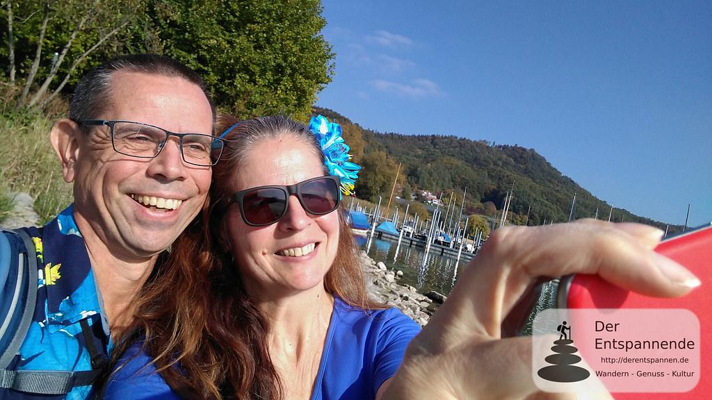 Manuela und Frank am Bodensee