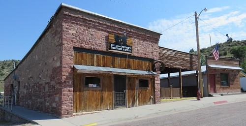 Storefront Block (Hartville, Wyoming)