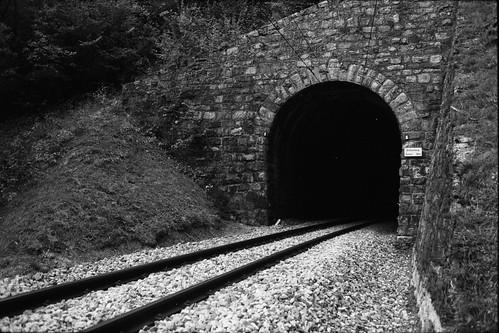 Schlossberg tunnel