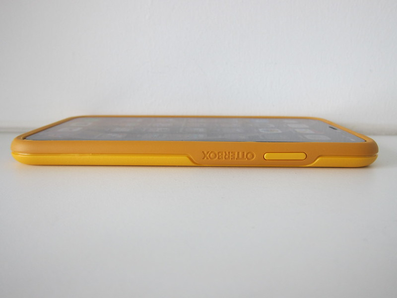 OtterBox Symmetry (Aspen Gleam) for iPhone XS Max - Right