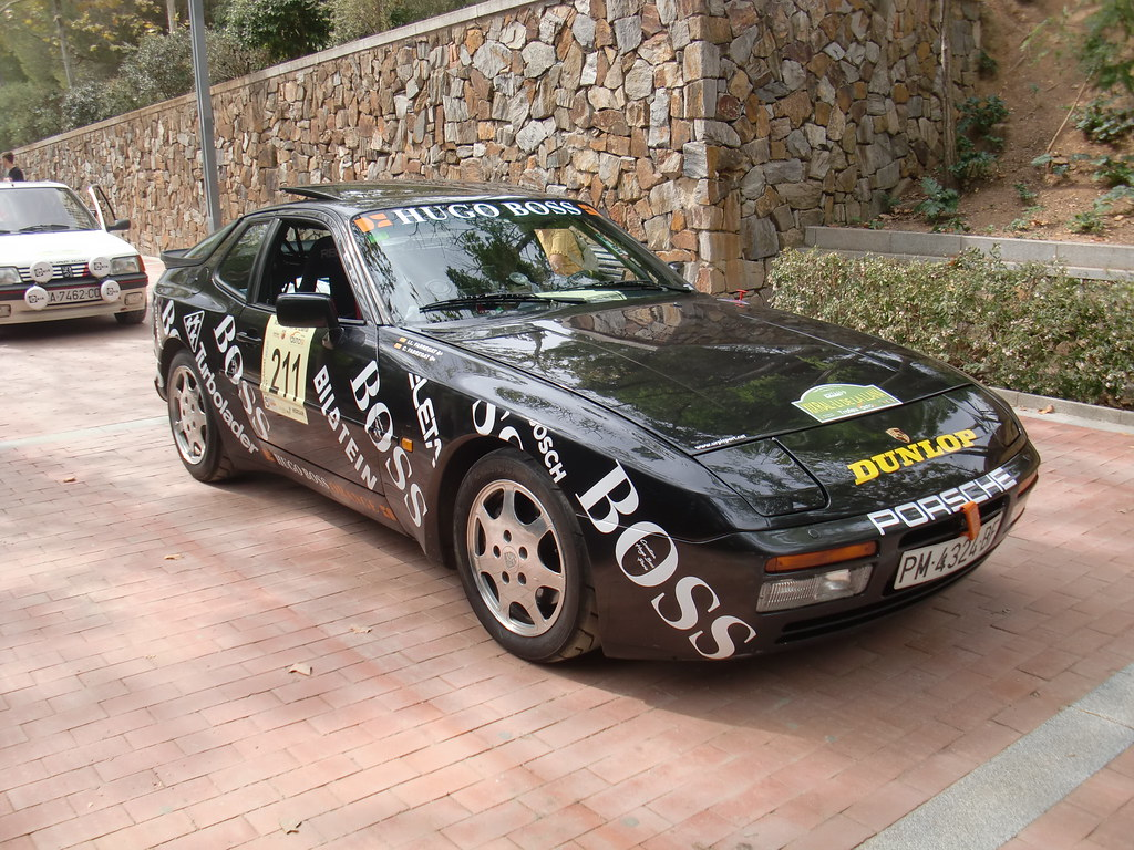 PORSCHE 944 TURBO BOSS